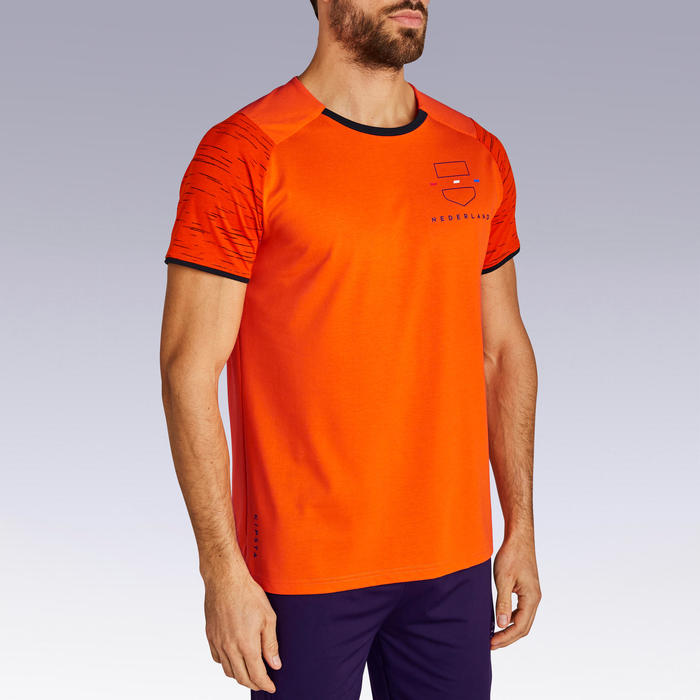 成人款足球上衣FF100 - 荷蘭隊