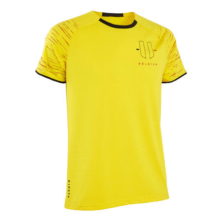 Belgijos futbolo marškinėliai.