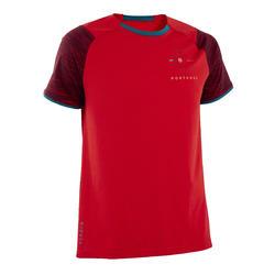 T-shirt de Futebol Adulto FF100 Portugal