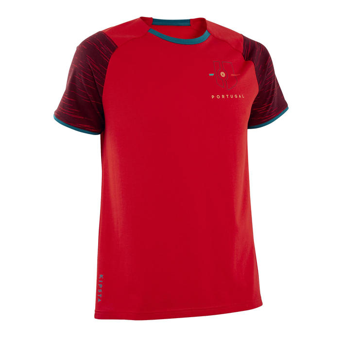T-shirt de football adulte FF100 Portugal
