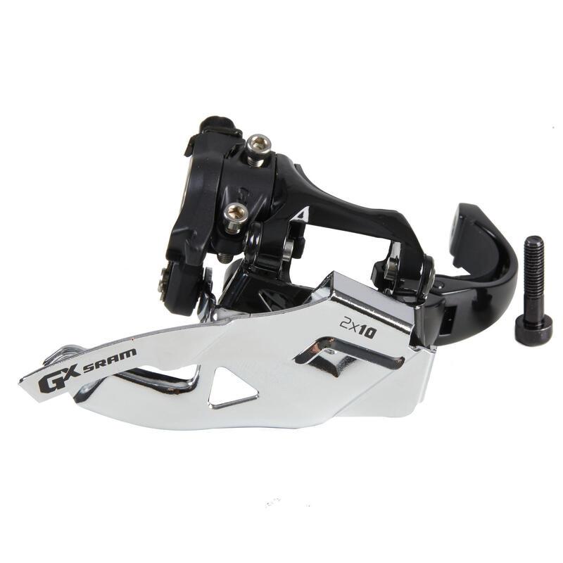 Desviador Delantero 2x10 Velocidades 31.8 mm GX Sram