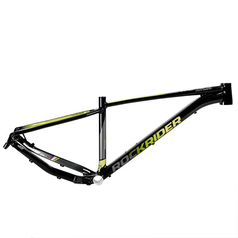 FRAME MTB Cycling - RR XC 100 Frame ROCKRIDER - Bike Parts