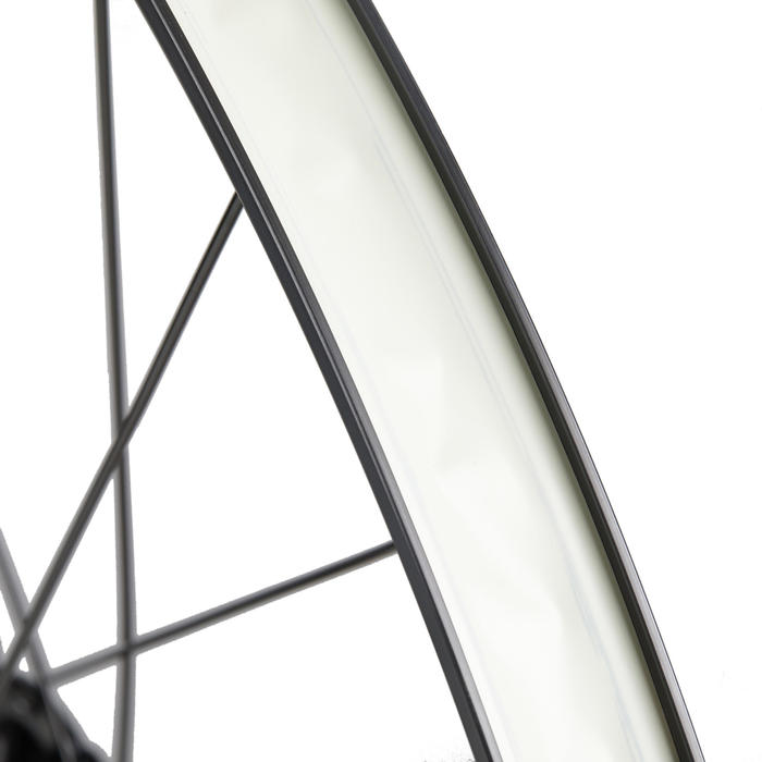 Achterwiel voor MTB 27.5+ dubbelwandig Boost schijfrem 12x148 Sunringle Duroc 40