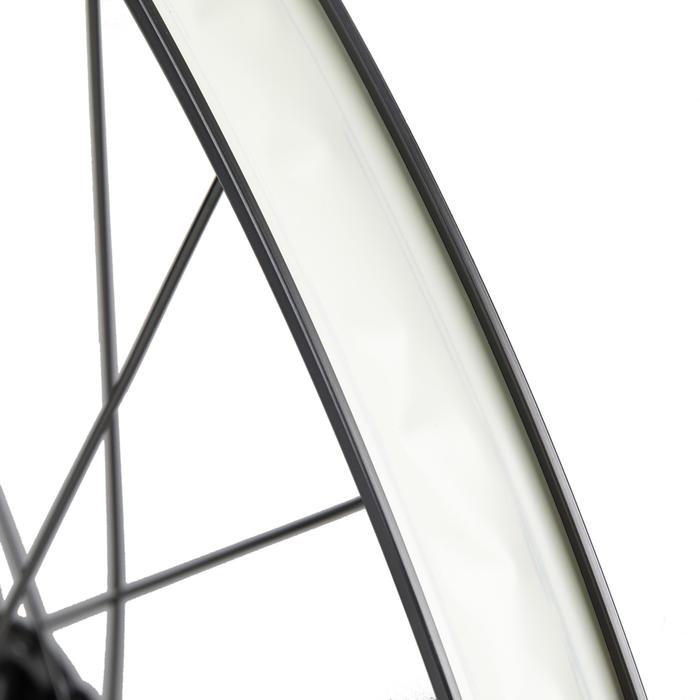 ROUE VTT AVANT 27.5+ DOUBLE PAROI DISQUE 15x110 SUNRINGLE DUROC 40 TUBELESS