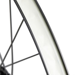 Voorwiel MTB 27.5+ dubbelwandig schijfrem 15x100 Sunringle Duroc 40 tubeless