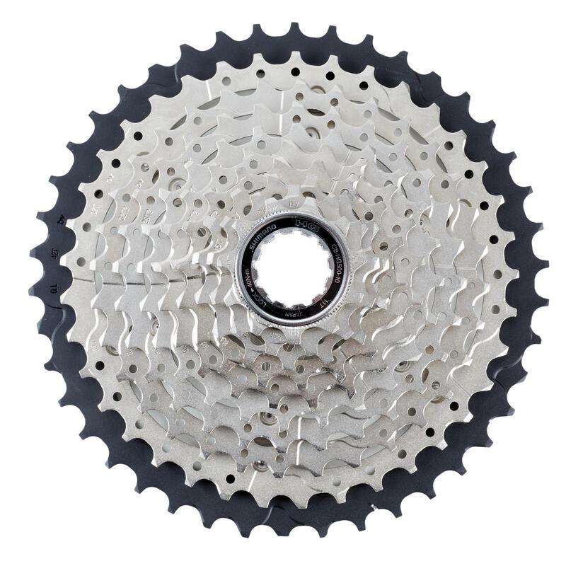 Cassette Shimano Deore Bicicleta MTB 10V 11x42 HG 500