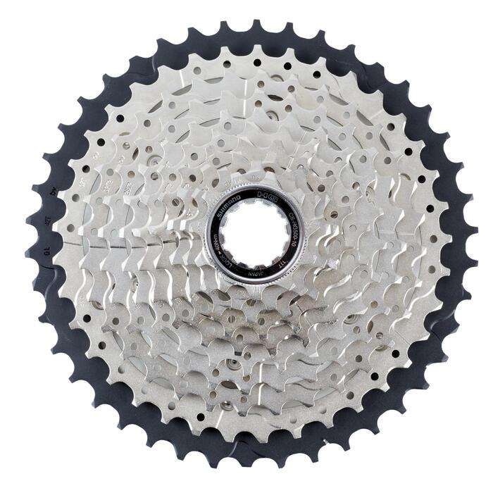 Cassette Bicicleta MTB 10V 11x42 Shimano Deore HG 500