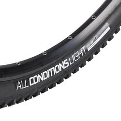 PNEU VTT ALL CONDITION 27.5x2.2 SOFT TUBETYPE