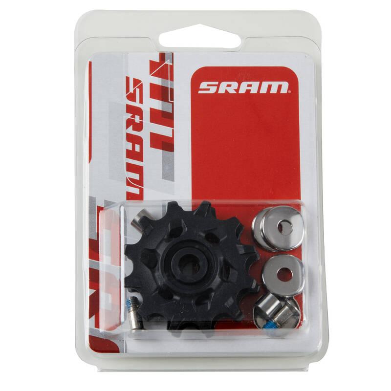 Převody Cyklistika - KLADKY MĚNIČE NX6500 PÁR SRAM - Náhradní díly a údržba kola