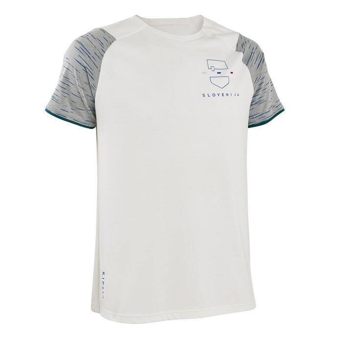T-shirt de football adulte FF100 Slovenie