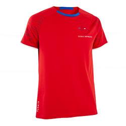T-shirt de Futebol Adulto FF100 República Checa