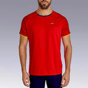 Adult Spain football jersey - Red