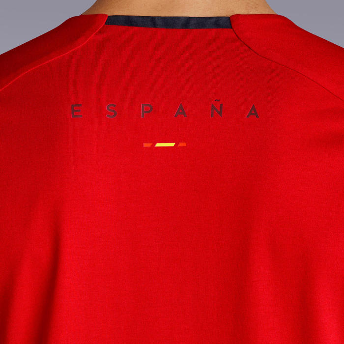 成人款足球上衣FF100 - 西班牙隊
