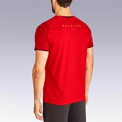 T-shirt de football adulte FF100 Belgique