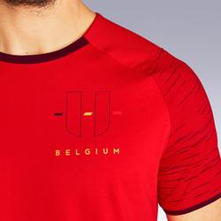 België voetbalshirt FF100 heren supportershirt EK 2020 rood