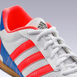 Chaussures de Futsal SUPER SALA blanc