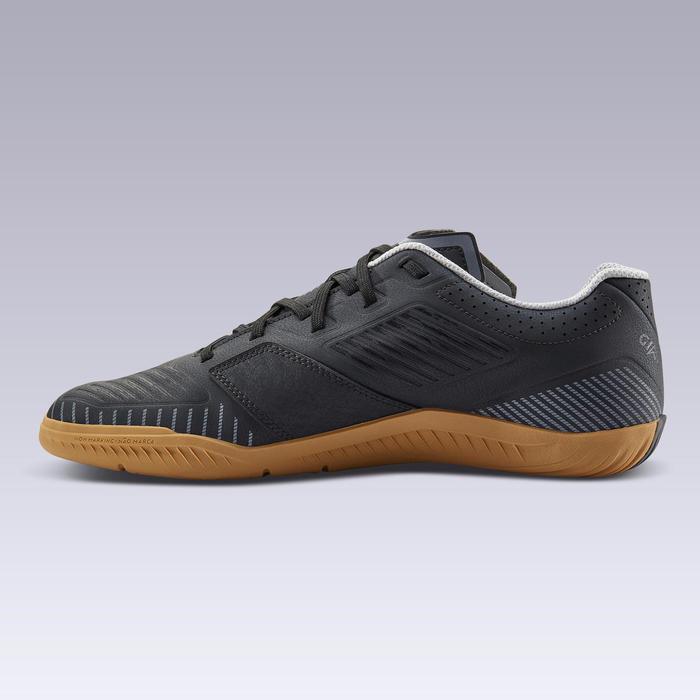 Chaussures de Futsal GINKA 500 noir