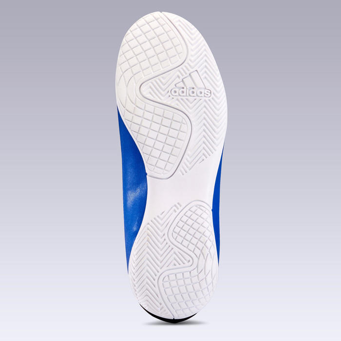 Chaussure de Futsal enfant X4 bleue noire