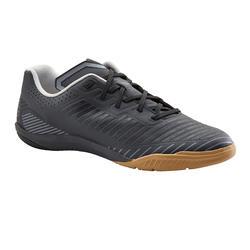 Zaalvoetbalschoenen voor kinderen Ginka 500 zwart