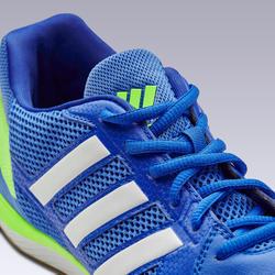 Chaussures de Futsal TOP SALA Bleu Vert