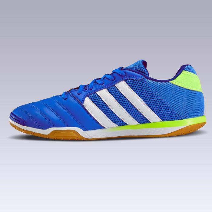 Zaalvoetbalschoenen Top Sala blauw/groen