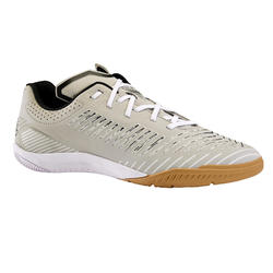 Futsal Shoes Ginka 500 - Light Grey