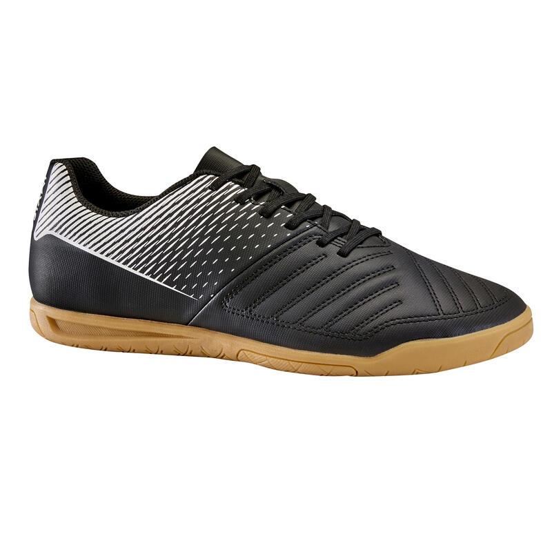 Yetişkin Futsal Ayakkabısı / Salon Ayakkabısı - Siyah - AGILITY 100