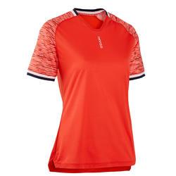 Camisola de Futsal Mulher Vermelho