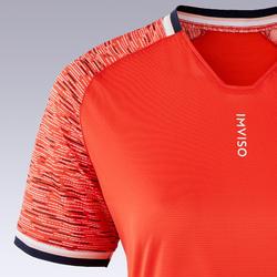 Maillot de Futsal rouge Femme