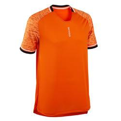 Camisola de Futsal Homem Laranja
