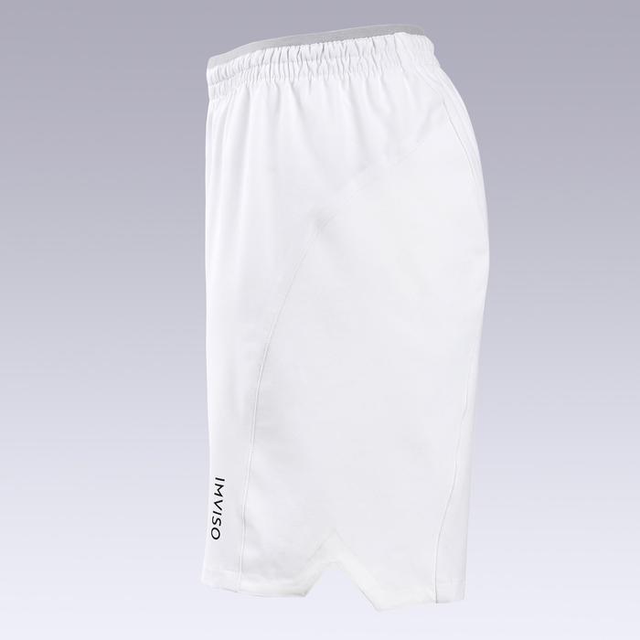 Short de Futsal femme blanc