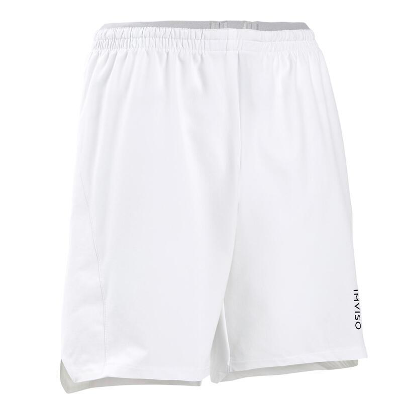 Women's Futsal Shorts - White