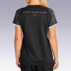 女款足球上衣FF100 - 德國隊客場