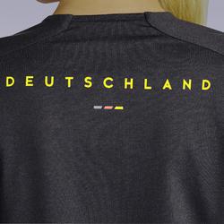 Duitsland voetbalshirt FF100 dames supportershirt EK 2020 zwart