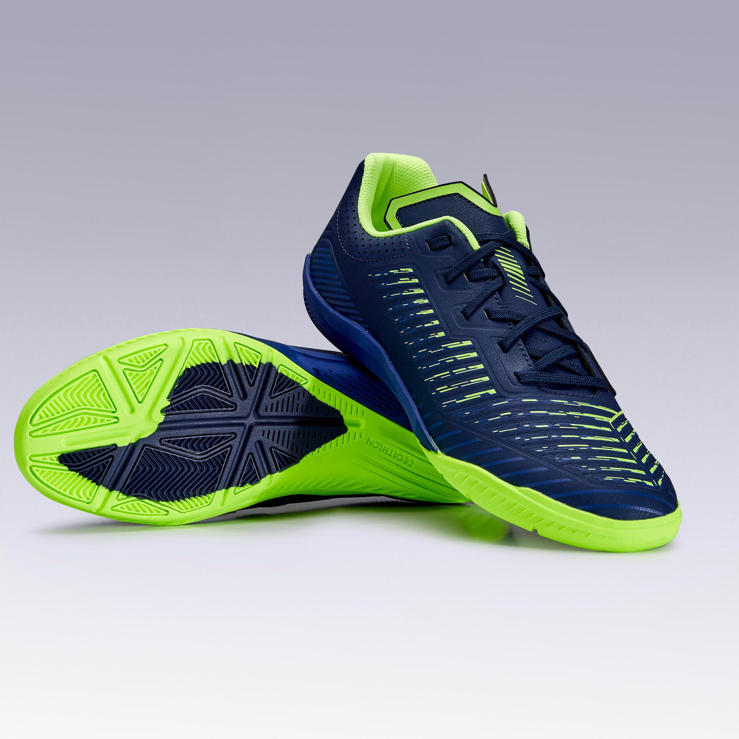 Men's Futsal Shoes Ginka 500 - Dark Blue