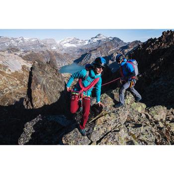 Doudoune hybride d'alpinisme homme - SPRINT Bleu