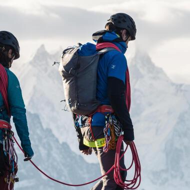 Come scegliere lo zaino d'alpinismo