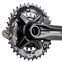 Pedalier Eje Pasante + Caja Pedalier Shimano Bicicleta MTB