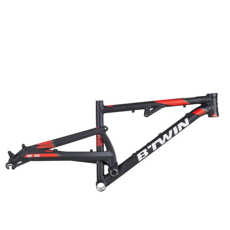 MTB-RAM Cykelsport - Ram ST 520S svart ROCKRIDER - Cykelramar