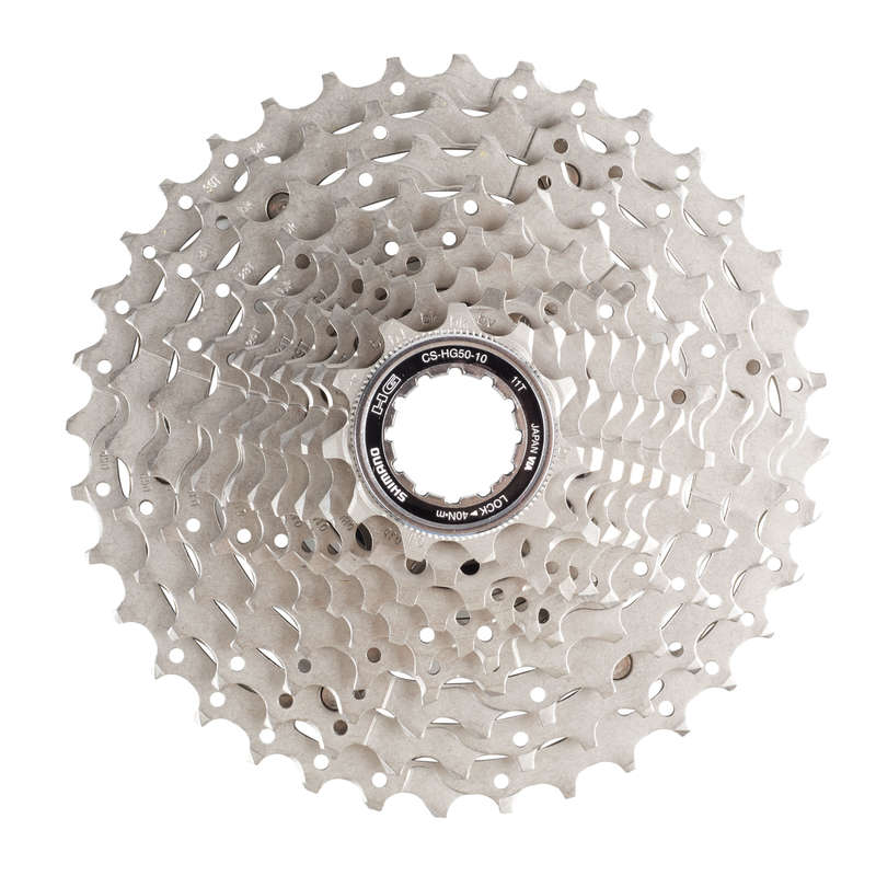 BIKE GEARING Cycling - Deore 10 V 11x36 Cassette SHIMANO - Bike Brakes and Transmission