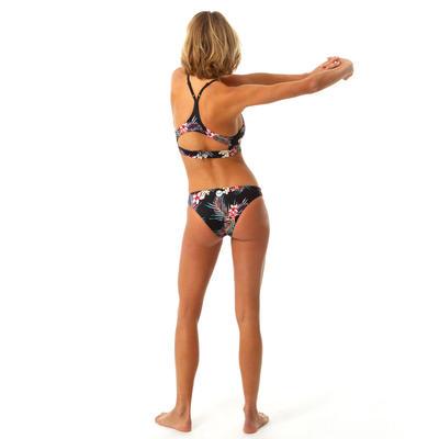 Bas de maillot de bain femme culotte Roxy Floral
