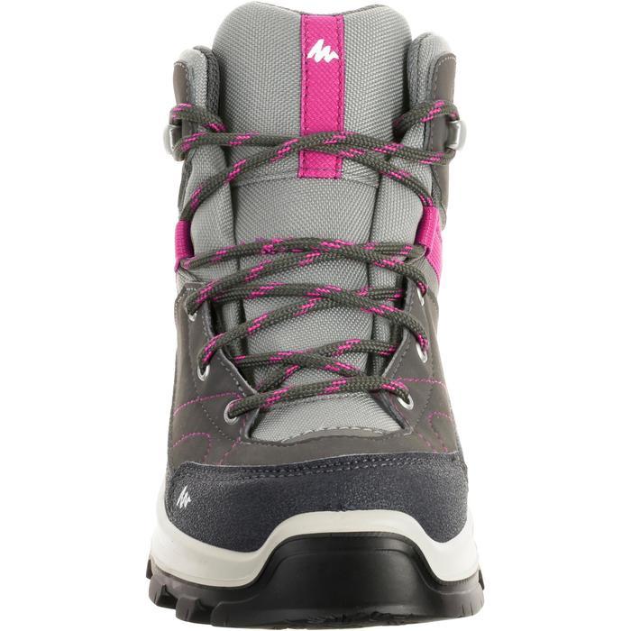 Chaussures de randonnée enfant Forclaz 500 Mid imperméables - 180232
