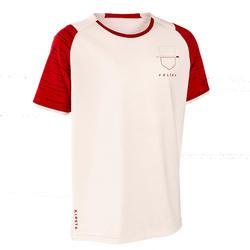 T-shirt Futebol FF100 Polónia