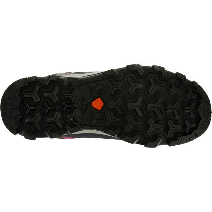 Chaussures de randonnée montagne enfant MH500 mid imperméable - 180233