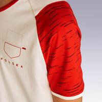 Vaikiški Lenkijos futbolo marškinėliai.