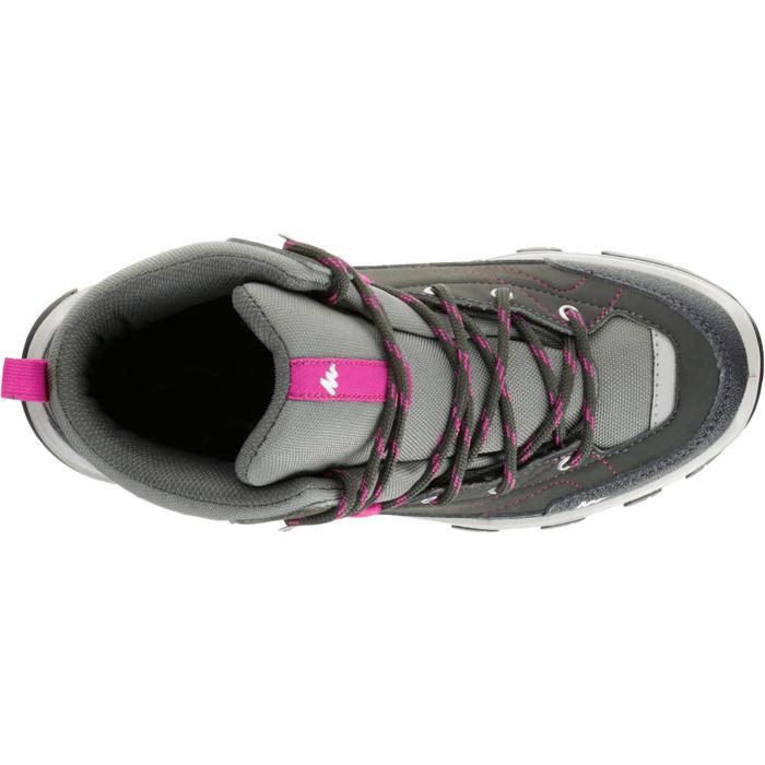 Chaussures de randonnée montagne enfant MH500 mid imperméable - 180234