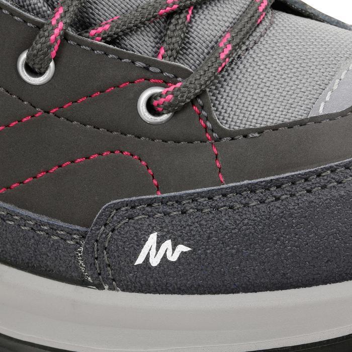 Chaussures de randonnée enfant Forclaz 500 Mid imperméables - 180236
