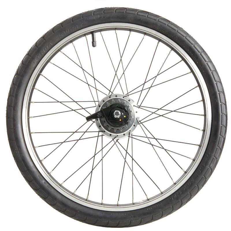 WHEELS INTERMODAL Cycling - Nexus 20