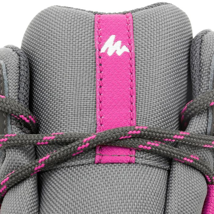 Chaussures de randonnée montagne enfant MH500 mid imperméable - 180238