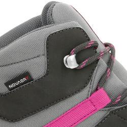 Waterdichte wandelschoenen Forclaz 500 mid voor kinderen - 180240